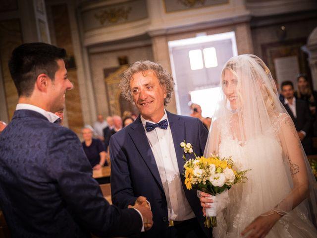 Il matrimonio di Irene e Alan a Montefiore dell'Aso, Ascoli Piceno 19