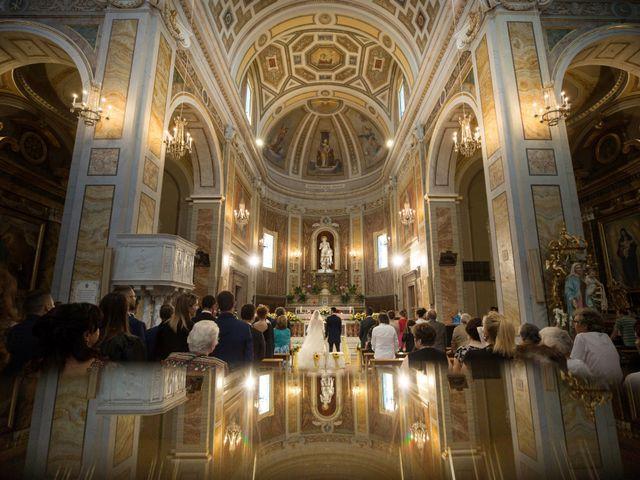 Il matrimonio di Irene e Alan a Montefiore dell'Aso, Ascoli Piceno 20