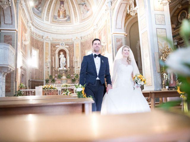 Il matrimonio di Irene e Alan a Montefiore dell'Aso, Ascoli Piceno 21