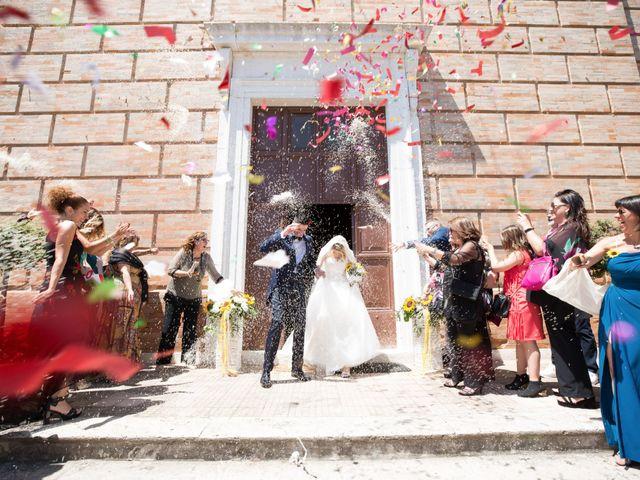 Il matrimonio di Irene e Alan a Montefiore dell'Aso, Ascoli Piceno 22