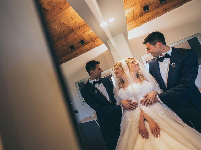Il matrimonio di Irene e Alan a Montefiore dell'Aso, Ascoli Piceno 23