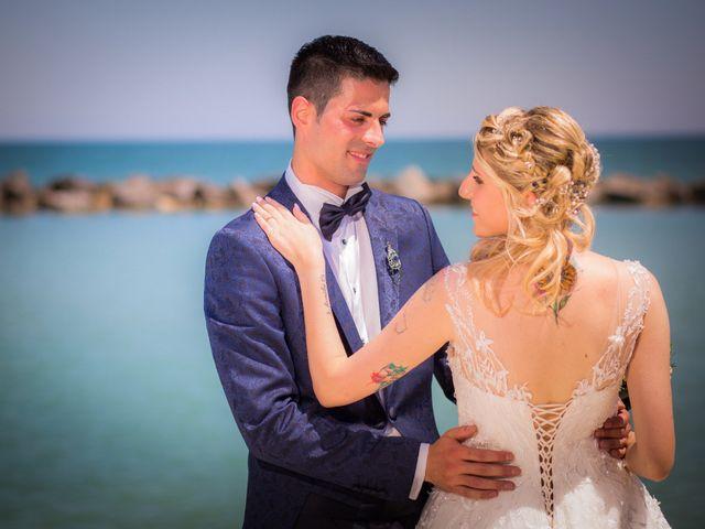 Il matrimonio di Irene e Alan a Montefiore dell'Aso, Ascoli Piceno 27