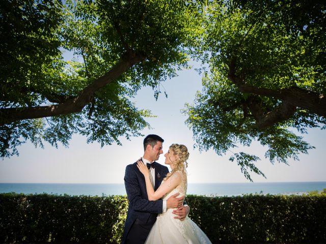 Il matrimonio di Irene e Alan a Montefiore dell'Aso, Ascoli Piceno 28