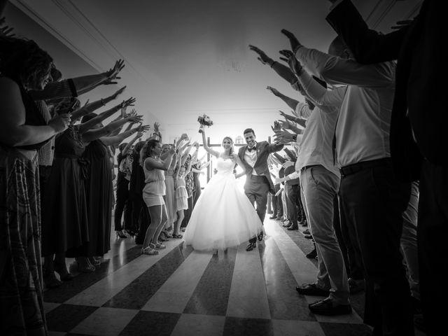 Il matrimonio di Irene e Alan a Montefiore dell'Aso, Ascoli Piceno 29