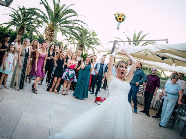 Il matrimonio di Irene e Alan a Montefiore dell'Aso, Ascoli Piceno 31