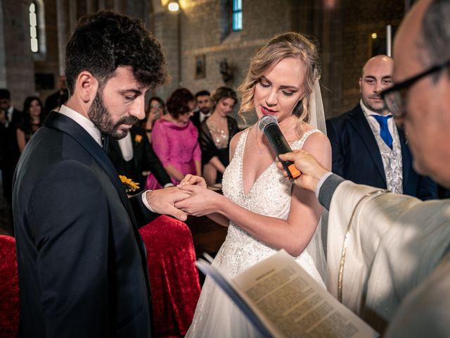 Il matrimonio di Michele e Marianna a Rapolla, Potenza 33