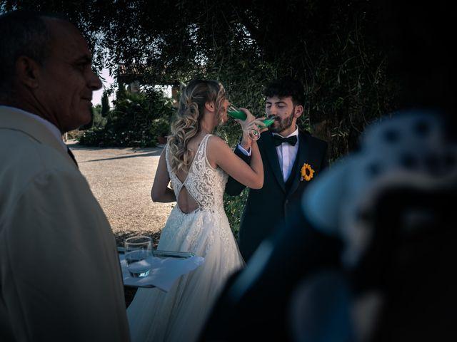 Il matrimonio di Michele e Marianna a Rapolla, Potenza 42