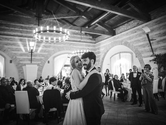 Il matrimonio di Michele e Marianna a Rapolla, Potenza 46
