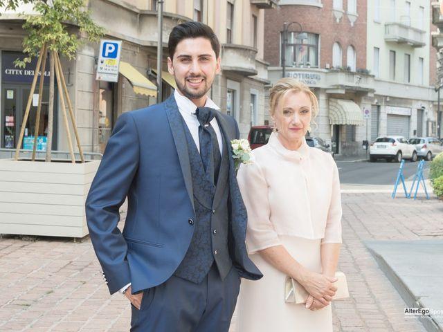 Il matrimonio di Alessio e Martina a Busto Arsizio, Varese 11