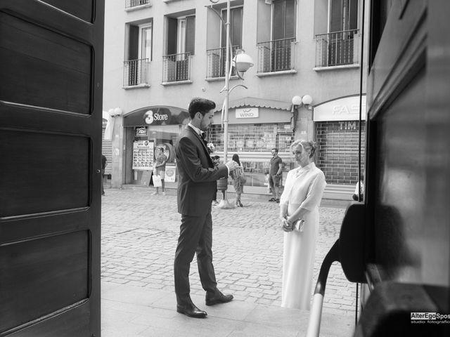 Il matrimonio di Alessio e Martina a Busto Arsizio, Varese 14