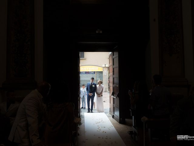 Il matrimonio di Alessio e Martina a Busto Arsizio, Varese 15