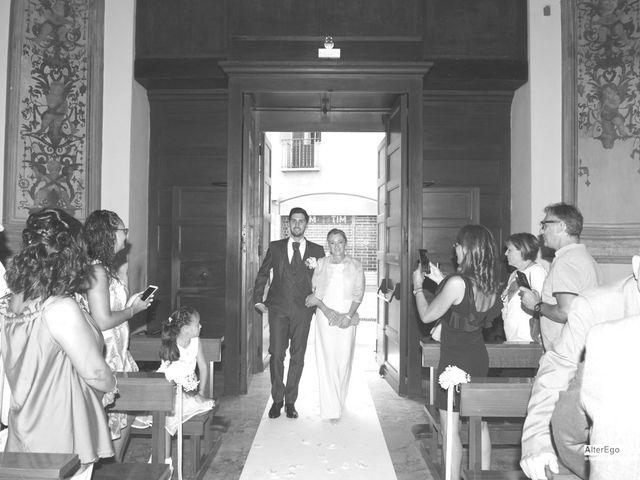 Il matrimonio di Alessio e Martina a Busto Arsizio, Varese 16