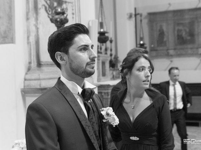 Il matrimonio di Alessio e Martina a Busto Arsizio, Varese 17