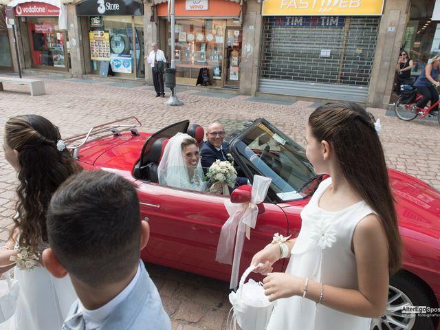 Il matrimonio di Alessio e Martina a Busto Arsizio, Varese 19