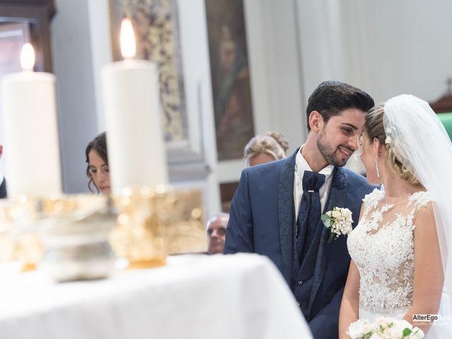 Il matrimonio di Alessio e Martina a Busto Arsizio, Varese 20