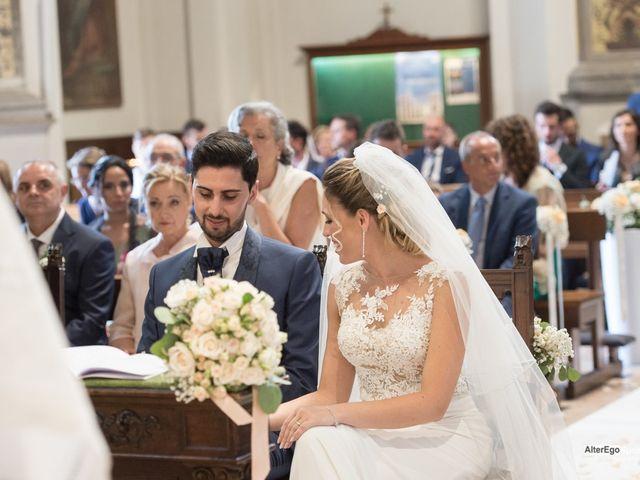 Il matrimonio di Alessio e Martina a Busto Arsizio, Varese 21