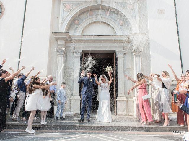 Il matrimonio di Alessio e Martina a Busto Arsizio, Varese 22
