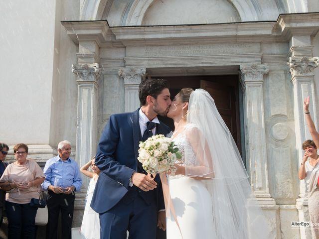 Il matrimonio di Alessio e Martina a Busto Arsizio, Varese 23