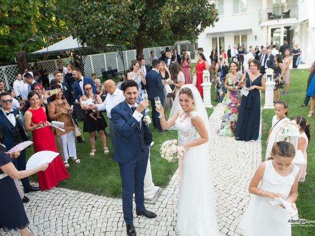 Il matrimonio di Alessio e Martina a Busto Arsizio, Varese 26