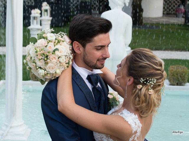 Il matrimonio di Alessio e Martina a Busto Arsizio, Varese 31