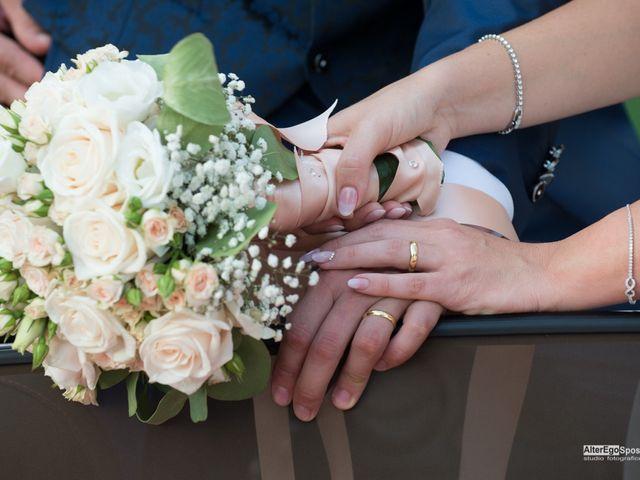 Il matrimonio di Alessio e Martina a Busto Arsizio, Varese 32