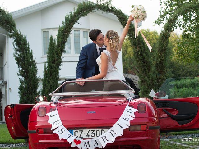 Il matrimonio di Alessio e Martina a Busto Arsizio, Varese 33