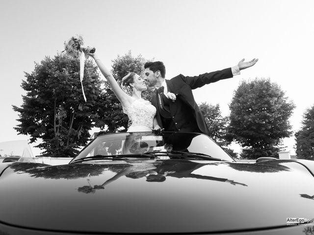 Il matrimonio di Alessio e Martina a Busto Arsizio, Varese 34