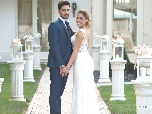 Il matrimonio di Alessio e Martina a Busto Arsizio, Varese 35