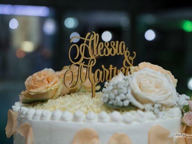 Il matrimonio di Alessio e Martina a Busto Arsizio, Varese 49