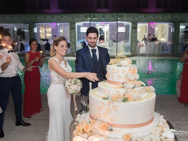 Il matrimonio di Alessio e Martina a Busto Arsizio, Varese 50