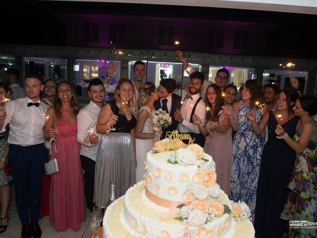 Il matrimonio di Alessio e Martina a Busto Arsizio, Varese 52