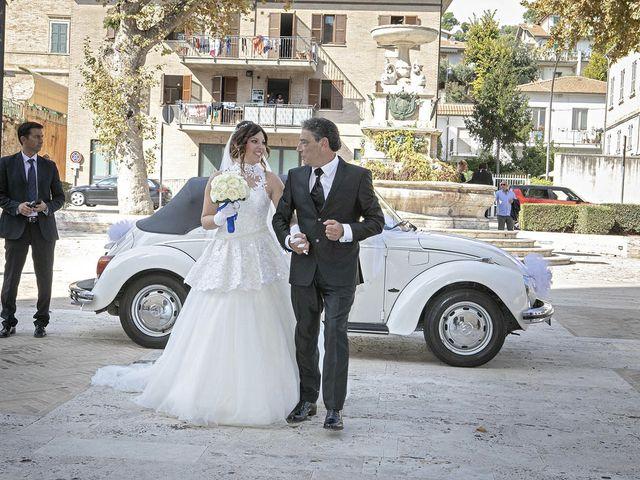 Il matrimonio di Andrea e Silvia a Grottammare, Ascoli Piceno 27