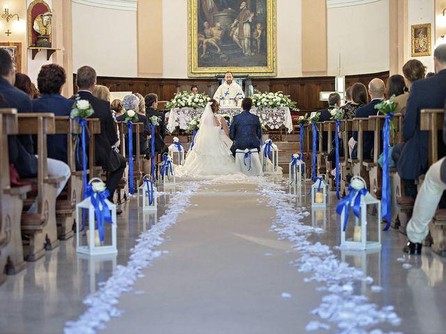 Il matrimonio di Andrea e Silvia a Grottammare, Ascoli Piceno 33