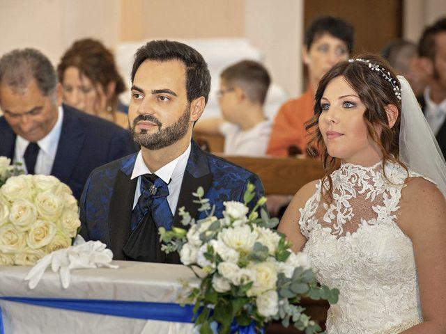 Il matrimonio di Andrea e Silvia a Grottammare, Ascoli Piceno 34