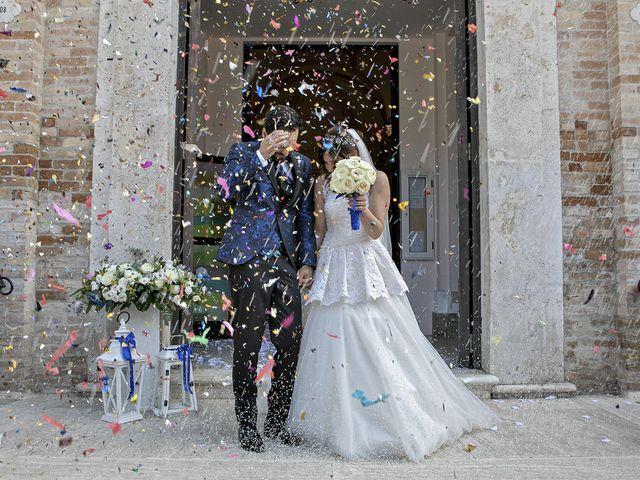 Il matrimonio di Andrea e Silvia a Grottammare, Ascoli Piceno 40