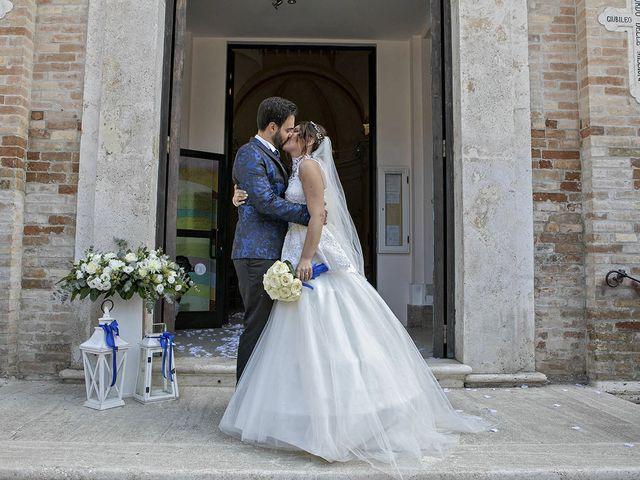 Il matrimonio di Andrea e Silvia a Grottammare, Ascoli Piceno 41