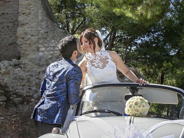Il matrimonio di Andrea e Silvia a Grottammare, Ascoli Piceno 1