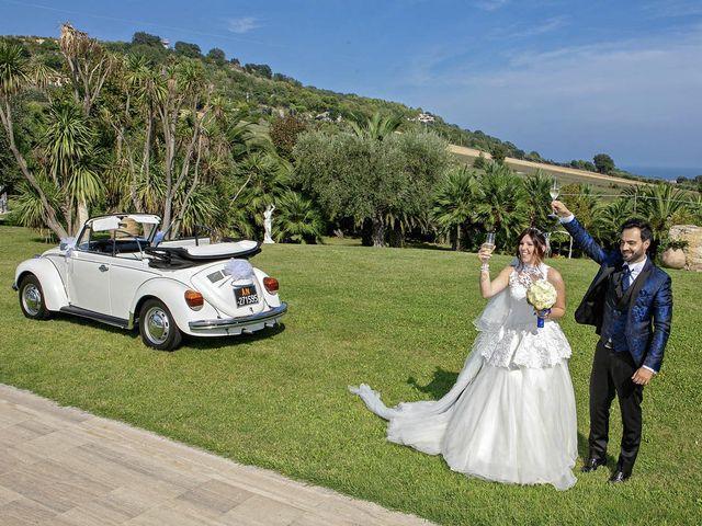 Il matrimonio di Andrea e Silvia a Grottammare, Ascoli Piceno 60