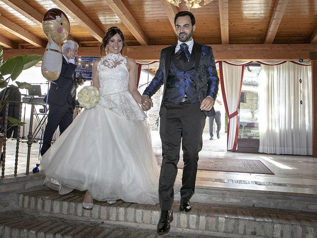 Il matrimonio di Andrea e Silvia a Grottammare, Ascoli Piceno 63