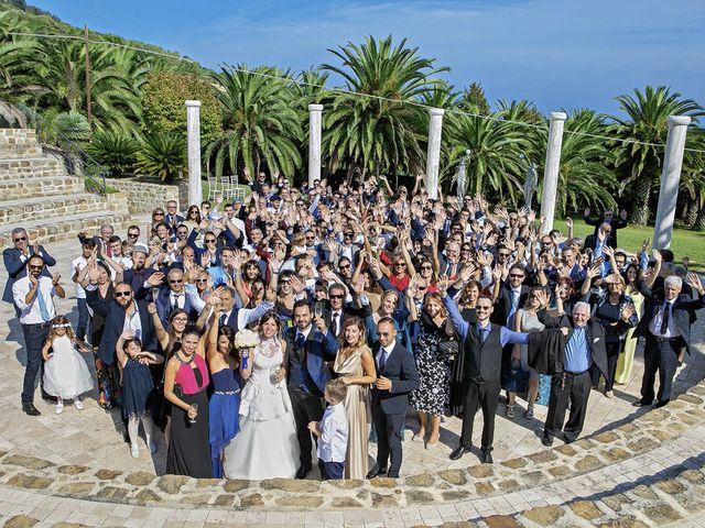 Il matrimonio di Andrea e Silvia a Grottammare, Ascoli Piceno 64
