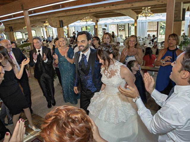 Il matrimonio di Andrea e Silvia a Grottammare, Ascoli Piceno 65