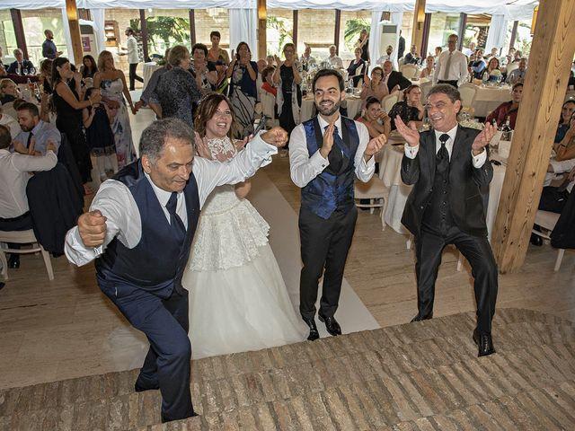Il matrimonio di Andrea e Silvia a Grottammare, Ascoli Piceno 69