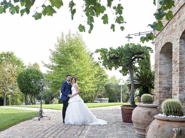 Il matrimonio di Andrea e Silvia a Grottammare, Ascoli Piceno 71