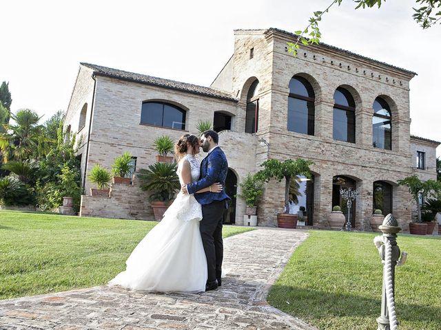 Il matrimonio di Andrea e Silvia a Grottammare, Ascoli Piceno 72