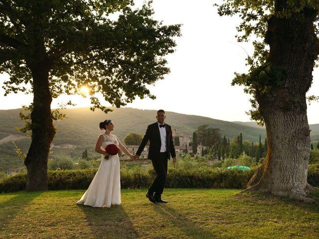 Le nozze di Nadya e Lorenzo