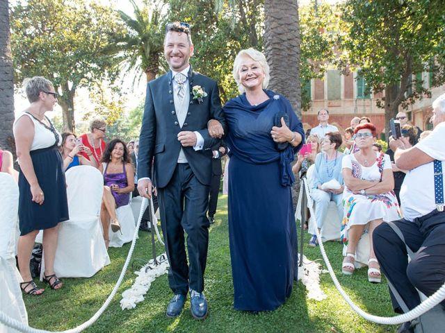 Il matrimonio di Luca e Davide a Albissola Marina, Savona 18