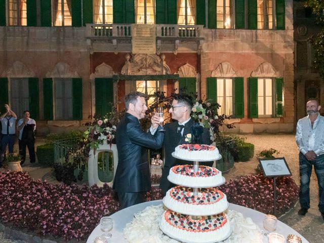 Il matrimonio di Luca e Davide a Albissola Marina, Savona 47