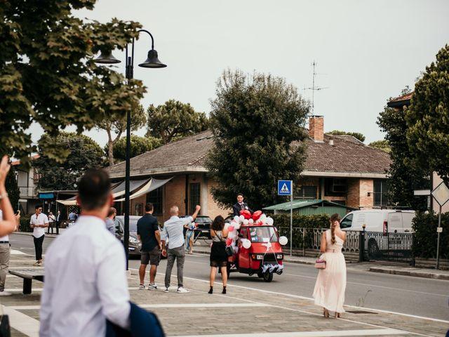 Il matrimonio di Silvia e Simone a Cesenatico, Forlì-Cesena 26