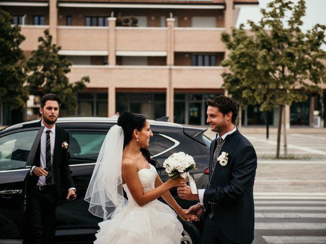 Il matrimonio di Silvia e Simone a Cesenatico, Forlì-Cesena 38