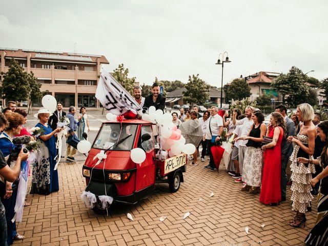 Il matrimonio di Silvia e Simone a Cesenatico, Forlì-Cesena 70